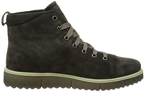 Legero a Sneaker Alto 48 Asphalt Collo Campania Marrone Donna PZZx1
