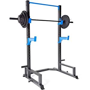 Amazon Com 300 Lb Weight Set With Power Rack Sports