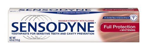 Sensodyne Toothpaste Full Protection 4 ()