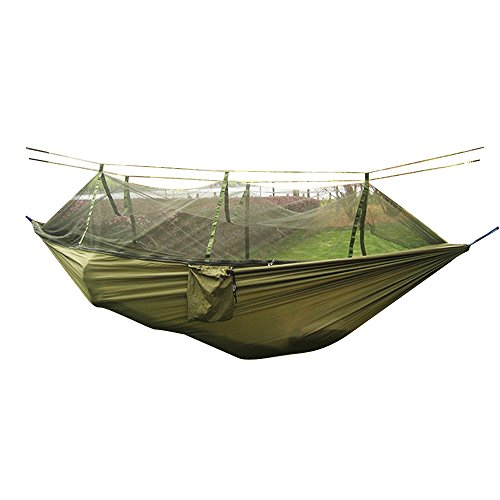 Tancendes Mosquito Parachute Backpacking Backyard