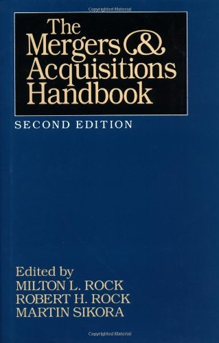 The Mergers and Acquisitions Handbook:2nd (Second) edition