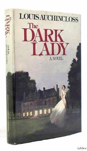 The Dark Lady by Louis Auchincloss
