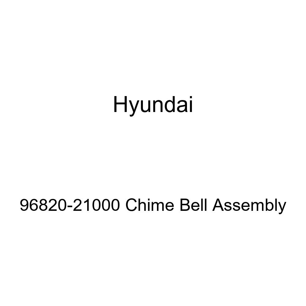 Genuine Hyundai 96820-21000 Chime Bell Assembly