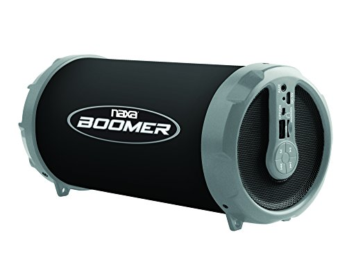 naxa-electronics-nas-3071gy-boomer-portable-bluetooth-boombox-mp3-player