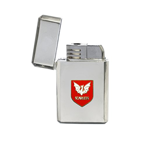 fan products of Scarlets rugby stormproof gas lighter