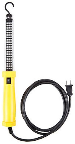 Bayco BA-2116 6 Foot Cord Corded LED Work Light with Magnetic Hook for Hand-Free Lighting