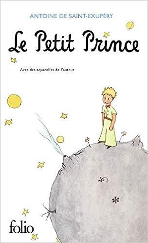 Le Petit Prince (Folio): Amazon.es: Antoine de Saint-Exupéry: Libros en idiomas extranjeros