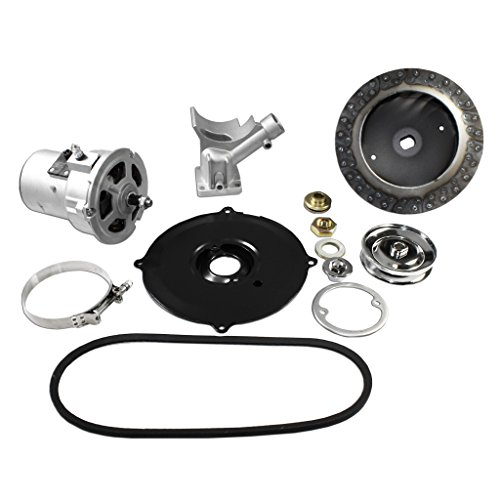 AA Performance Products Complete+ VW (75 AMP) Alternator Conversion Kit for Type 1 and 2
