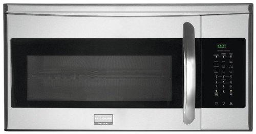 Frigidaire FGMV154CL Microwave Gallery Microwave Ovens Over-
