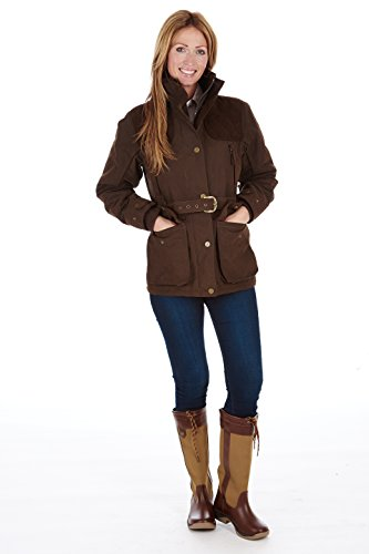 Country Country 14 Donna Forest Brown Taglia Donna Dark Brown Jacket Fulbeck Sherwood fvZtSqfn