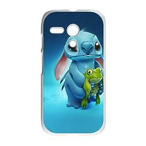 Lilo & Stitch Motorola G Cell Phone Case White