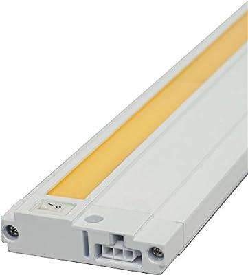 Tech Lighting 700UCF3192W-LED LED White Under Cabinet Lighting