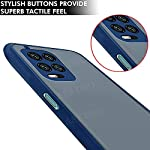 AESTMO Best Camera Protection Back Cover for Realme 8 5G / Narzo 30 5G | 360 Degree Protection | Protective Design…