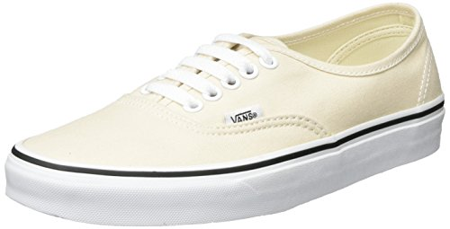 Vans Damen Authentic Sneakers, Black / Macaroons Elfenbein (birch / True White)