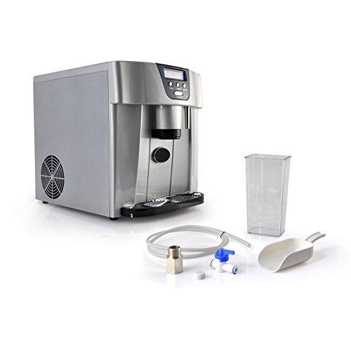 Amazon Com Nutrichef Ice Maker And Dispenser Upgraded Machine