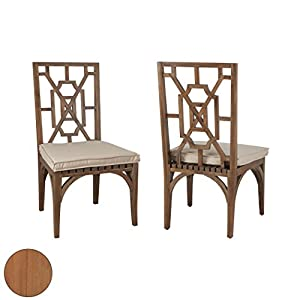 41%2BT96sFs0L._SS300_ Teak Dining Chairs & Outdoor Teak Chairs