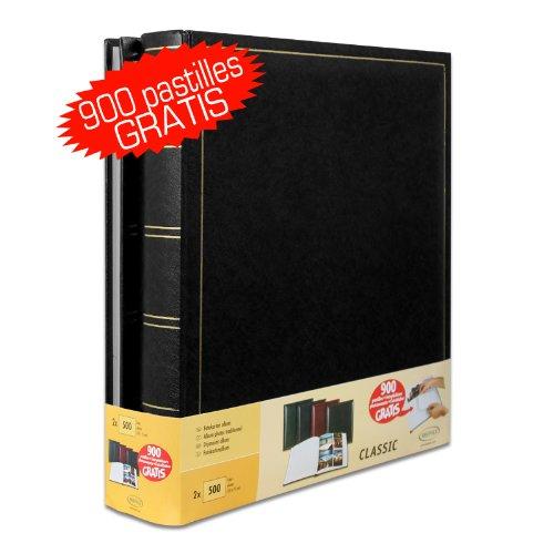 4cd9f2008ad0 Lot de 2 albums traditionnels jumbo 100 pages pour.