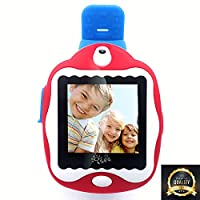 Durable Smart Watch for Kids, Electronics Educational Toys Kids Camera, Gadgets Games for Kids Ages 4-8 Girls Boys, Digital Video Games Built in Selfie-Camera Watches