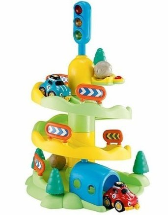 International Playthings ELC Whizz Around Mountain by Quercetti