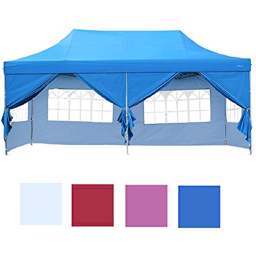 Leisurelife Outdoor 10x20 Canopy Sidewalls product image