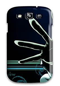 Excellent Galaxy S3 Case Tpu Cover Back Skin Protector Bleach