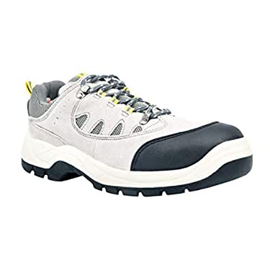 Vaultex Leather Safety Shoes (Vaul-VMG) Size 38