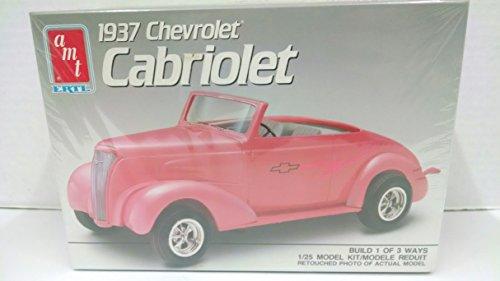1937 Chevrolet Cabriolet Model Kit
