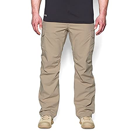Under Armour Men's Storm Tactical Patrol Pants, Desert Sand/Desert Sand, 34/34