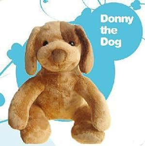 Donny the Dog Memory Foam Plush Dog