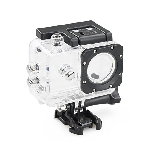 ONEMORES(TM) 30M/90ft Waterproof Dive Housing Case Protection for SJ4000 Sports Camer