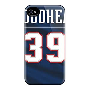 High Quality Luoxunmobile333 New England Patriots Skin Cases Covers Specially Designed For Samsung Galasy S3 I9300