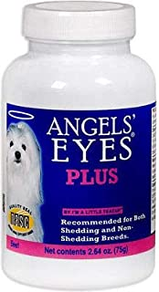 product image for Angel's Eyes Plus Natural Supplement for Dogs Beef Flavor 2.64 oz. (75 g)