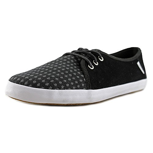 Vans Tazie Women US 10 Black Sneakers