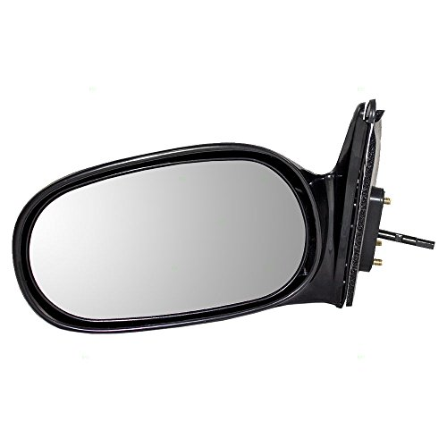 Drivers Manual Remote Side View Mirror Replacement for Toyota Chevrolet 87940-02100 AutoAndArt ()