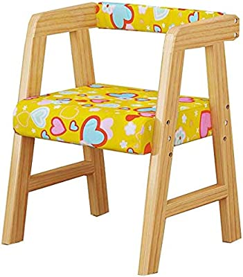High quality Chair Solid Hard Wood Preschool Daycare Bedroom