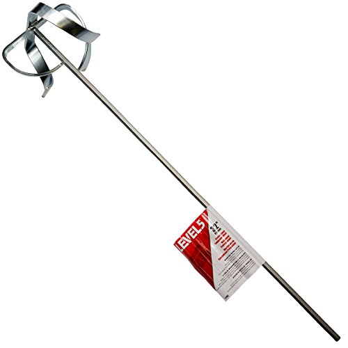 "Pro Grade 32"" Paint and Drywall Mud Mixer 