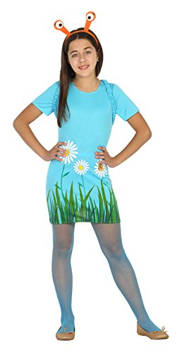 Atosa 22180 Snail Girl Costume 5-6 Years Size ()