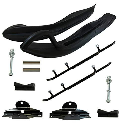 Exo-S, Bottom Line & Yamaha, S6MKY2711290001BUSH, Touring Skis, Mount Kit & 6