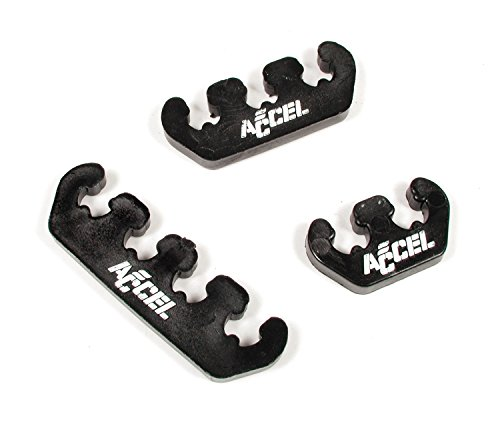 Competition Wire Separator Kit (ACCEL 170022 8mm Competition Black Separator Kit)