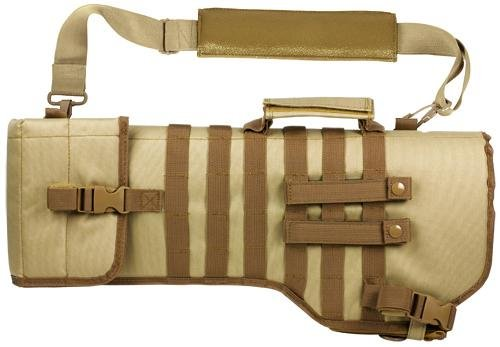 VISM by NcStar Tactical Rifle Scabbard, Tan (CVRSCB2919T) ()
