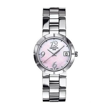 Certina C009.210.11.152.00 - Women's Wristwatch , Stainless Steel, color: argento