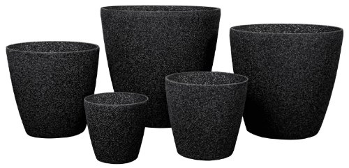 stone-light-sl-series-6-piece-planter-set-aged-black-sandstone