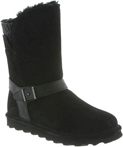 BEARPAW Womens North Fashion Boot Black 2vjvYgy