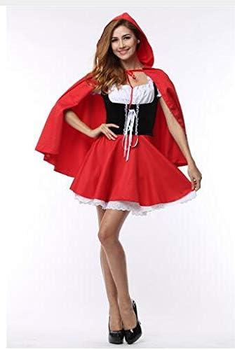 lkouq Disfraz De Caperucita Roja para Mujer Libro De Cuentos De ...