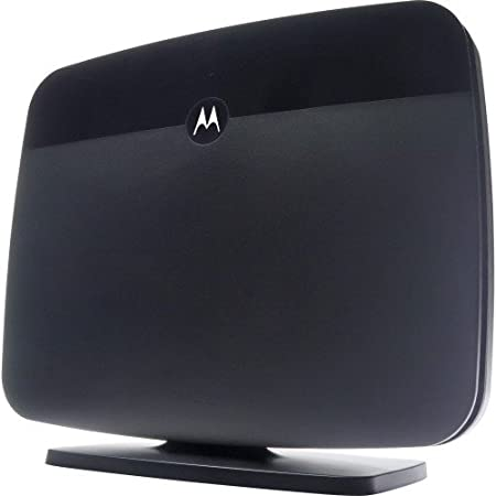 Motorola Smart AC1900 Wi-Fi Gigabit Router with Power Boost