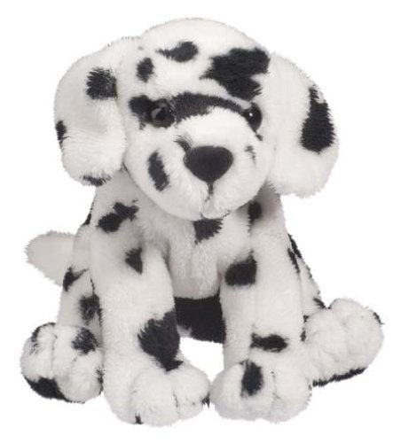 Cuddle Toys 1561 Dalmatian Plush Toy]()