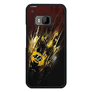 Cool Peter Pan Valentino Rossi Phone Case Cover for Htc One M9Lovely