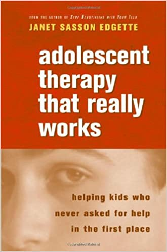 Amazon adolescent therapy that really works helping kids who adolescent therapy that really works helping kids who never asked for help in the first place norton professional books paperback 1st edition fandeluxe Choice Image