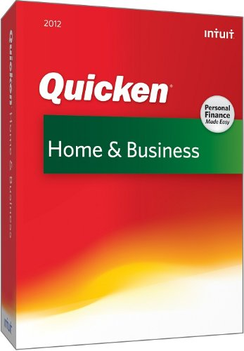 quicken 2012 software - 2