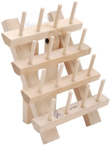 June Tailor Bobbin Rack, Holds 32 ()